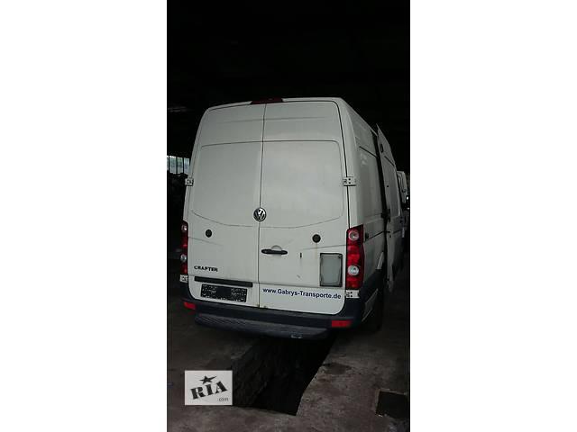купить бу Б/у Дверь задняя глухая, под стекло Фольцваген Крафтер Volkswagen Crafter 2006-12 в Луцке