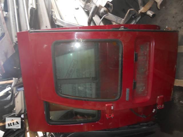 бу Б/у дверь задняя левая  для легкового авто Fiat Scudo в Березному