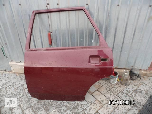 бу Б/у дверь задняя левая для легкового авто ВАЗ 2109,ВАЗ 21099 в Умани