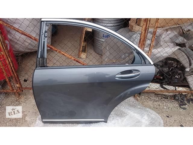 Дверь задняя левая Mercedes S-Class W221- объявление о продаже  в Харькове