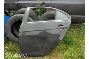 б/у Двери задние Mitsubishi Lancer X