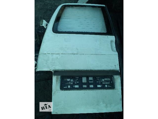 бу Б/у дверь задняя левая под стекло  для легкового авто Volkswagen T4 (Transporter) в Ковеле