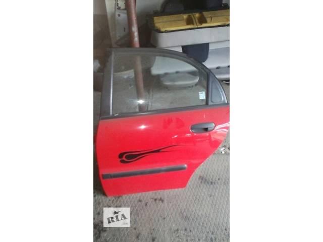 продам Б/у дверь задняя ліва  Daewoo Lanos Sedan бу в Львове