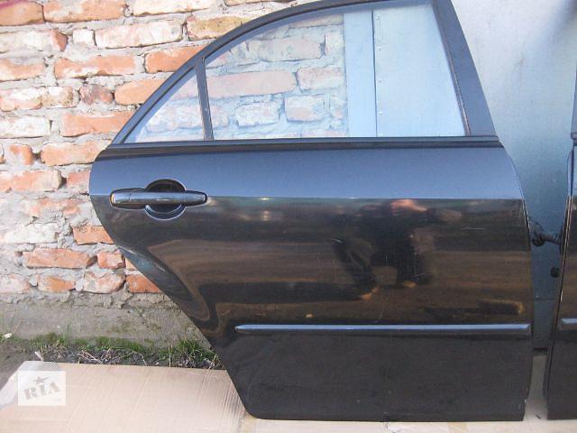 продам Б/у дверь задняя для легкового авто Mazda 6 бу в Львове