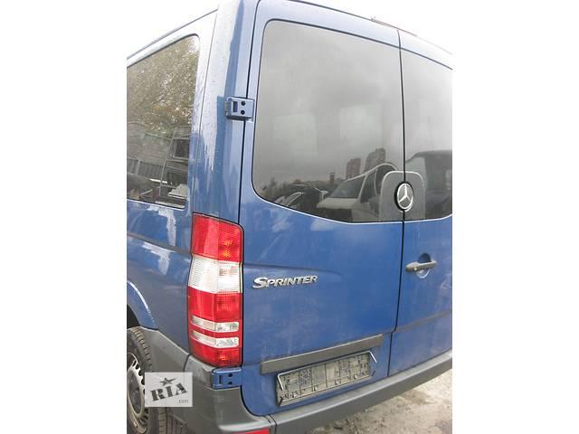 Б/у дверь задняя Mercedes Sprinter 2006-.- объявление о продаже  в Ровно