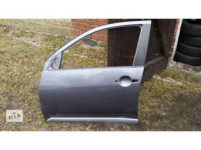 купить бу Б/у Дверь задняя Mitsubishi Outlander XL 2006-2009 в Киеве