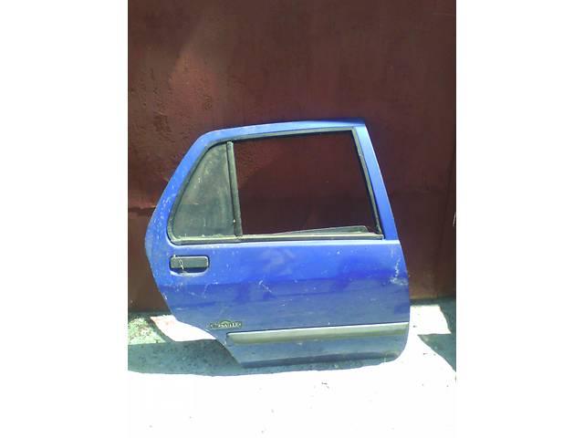 купить бу Б/у дверь задняя п Renault Clio 5-двер. хэтчбек 1994 в Броварах