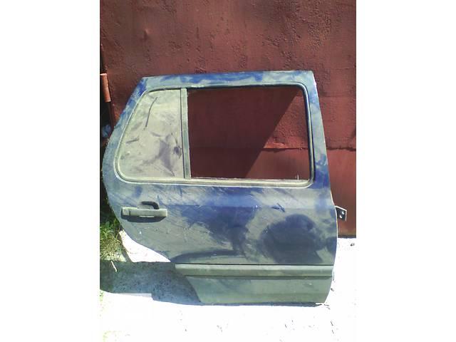 Б/у дверь задняя п Volkswagen Golf III- объявление о продаже  в Броварах