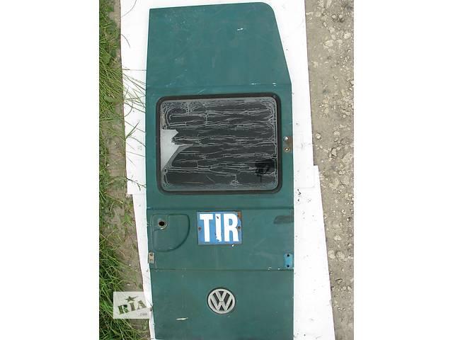 Б/у дверь задняя п Volkswagen LT28 1990- объявление о продаже  в Броварах