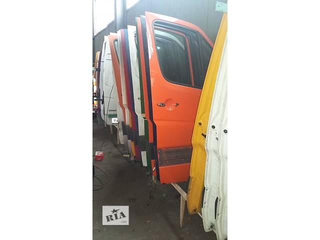 продам Б/у Дверь задняя, передняя, боковая Volkswagen Crafter Фольксваген Крафтер, Мерседес Спринтер, W906 2006-2012 бу в Луцке