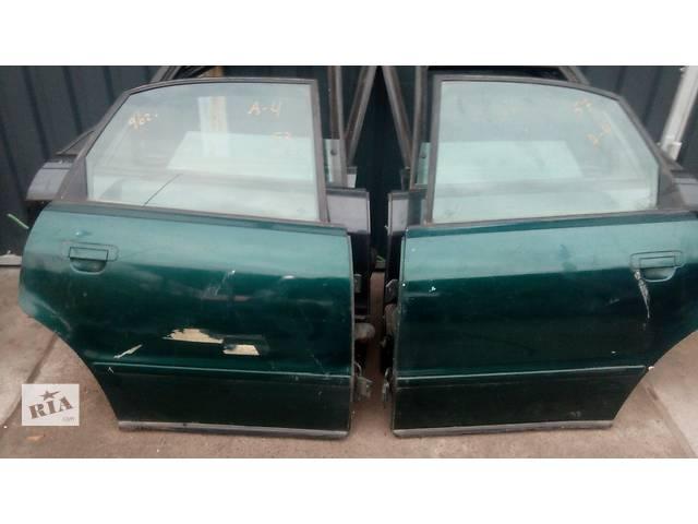 продам Б/у Дверь задняя правая Audi A4 1996р бу в Киеве