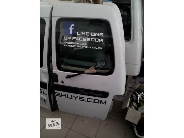 купить бу Б/у дверь задняя правая для легкового авто Citroen Berlingo в Ковеле