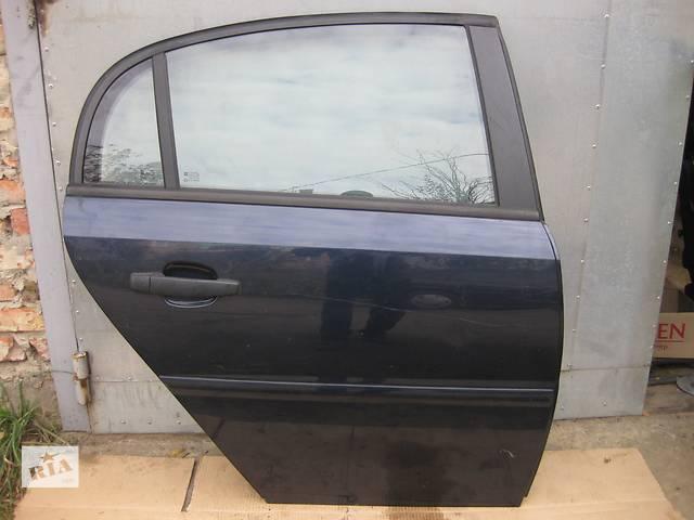 Б/у дверь задняя правая  Opel Vectra C Вектра С- объявление о продаже  в Львове