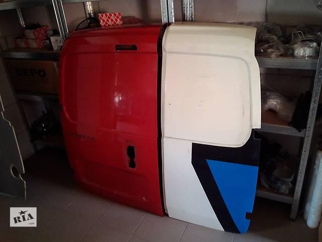 Б/у дверь задняя правая Peugeot Bipper Nemo Fiorino Qubo- объявление о продаже  в Хмельницком