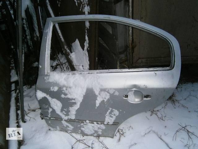 купить бу Б/у дверь задняя  Skoda SuperB 2006 в Харькове