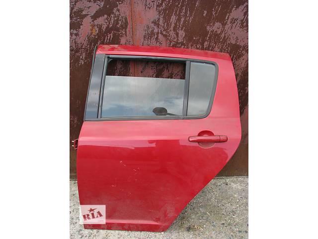 продам Б/у дверь задняя л Suzuki Swift 2008 бу в Броварах