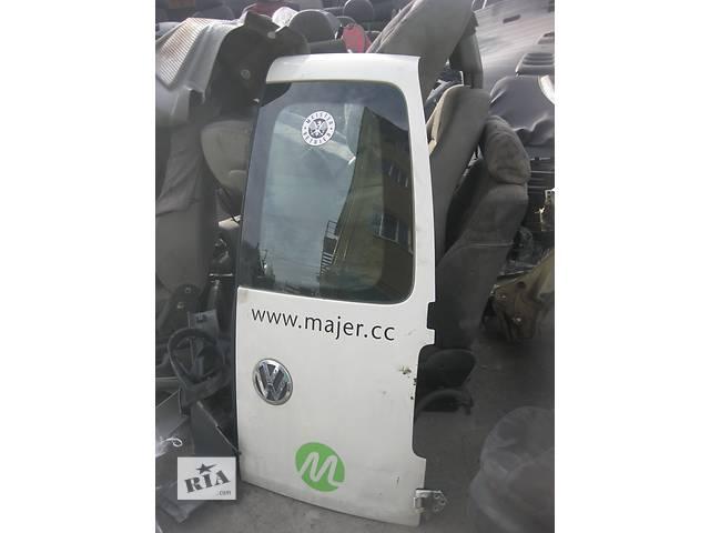 продам Б/у дверь задняя Volkswagen Caddy бу в Ровно