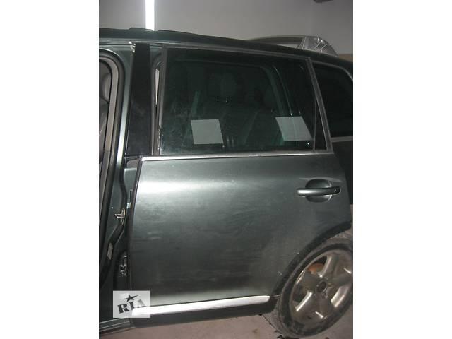 Б/у дверь задняя Volkswagen Touareg- объявление о продаже  в Ровно