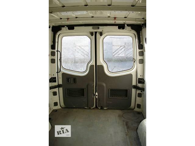 бу Б/у Дверь задняя (высокая, низкая) , передняя, боковая на Автобусы Volkswagen Crafter 2.5 tdi 2010 в Луцке