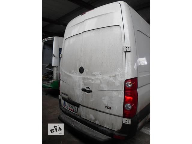 продам Б/у Дверь задняя (высокая, низкая) , передняя, боковая на Автобусы Volkswagen Crafter 2.5 tdi 2010 бу в Луцке