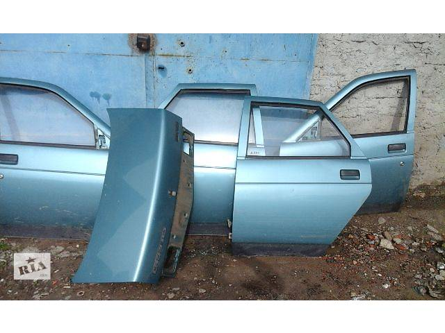 купить бу  б.у двері кришка багажника на ВАЗ2110 2111 2112 в Новом Роздоле