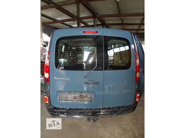 продам Б/у Двері ляда, розпашенка дверь задняя Renault Kangoo Рено Канго Кенго2 1,5 DCI 2008-2012 бу в Рожище