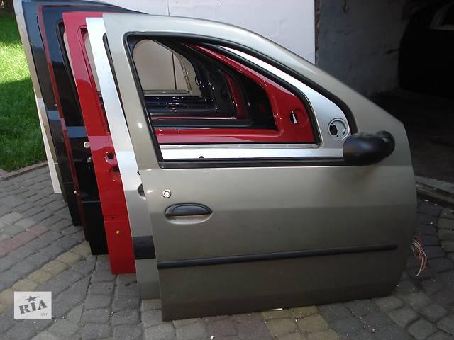 продам Б/у двері Рено Renault Дачія Dacia Логан Logan бу в Львове