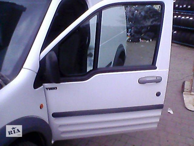 бу Б/у двері передні для пікапа Ford Transit Connect 2007 в Ивано-Франковске