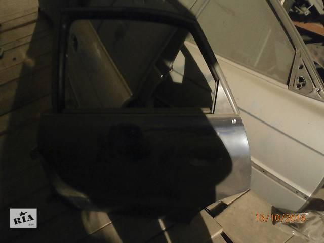 Б/у  двері задні ліві для легкового авто седана Audi A4.- объявление о продаже  в Львове