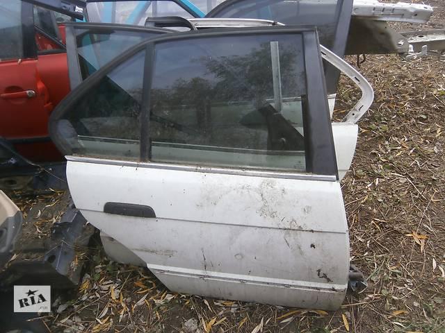 продам Б/у двері задні для легкового авто седана BMW Е34 бу в Львове