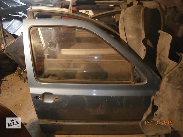 бу Б/у двері передні для седана Volkswagen Jetta в Львове