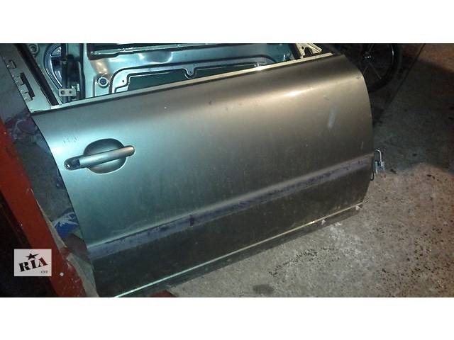 Б/у двері передні для седана Volkswagen Passat B5 в ідеалі без ржавчини- объявление о продаже  в Дрогобыче