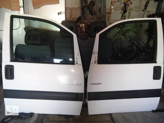Б/у двері передні  Fiat Scudo,Citroen Jumpy,Peugeot Expert.2003-2007- объявление о продаже  в Костополе