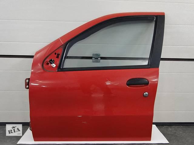 бу Б/у двері передні ліві для легкового авто Fiat Albea Palio Siena 06-10р. в Львове