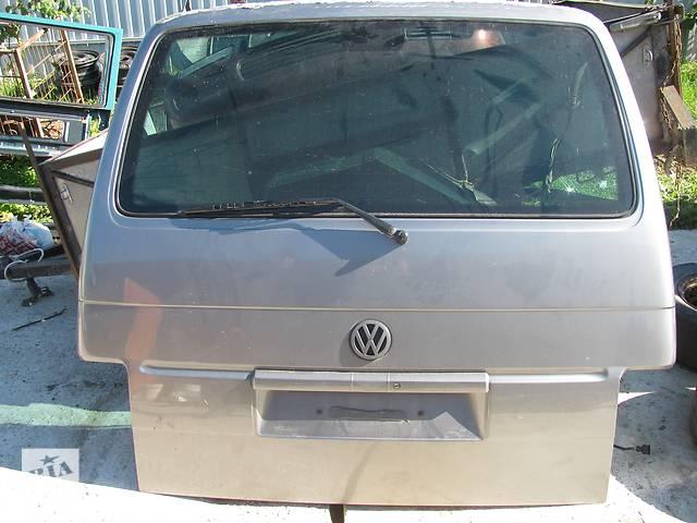 бу Б/у двері задні для автобуса Volkswagen T4 (Transporter) в Яворове (Львовской обл.)