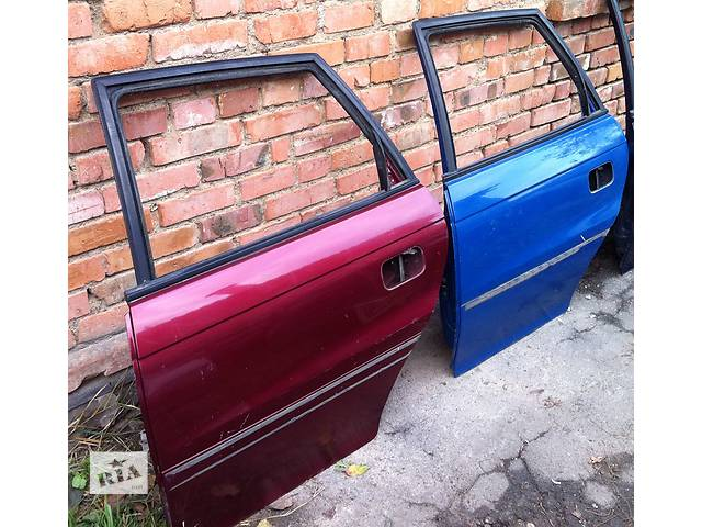 бу Б/у двері задні для хетчбека Opel Astra F в Виннице