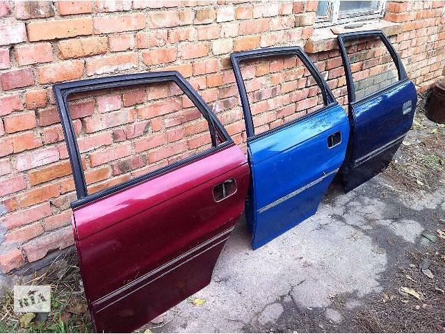 купить бу Б/у двері задні для хетчбека Opel Astra F в Виннице
