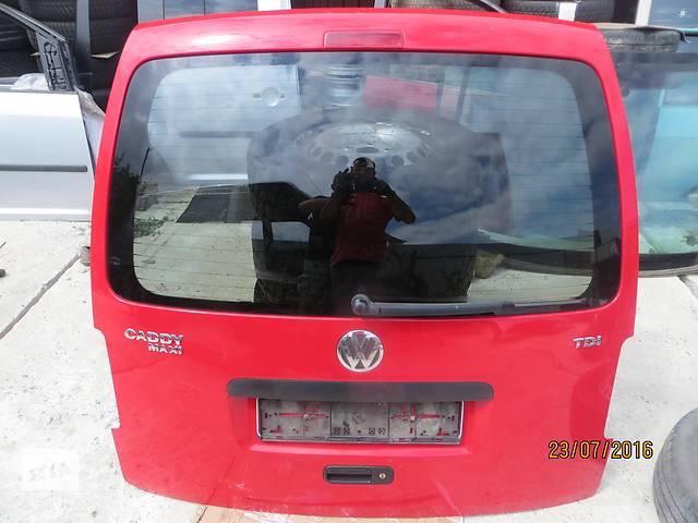 купить бу Б/у двері задні для легкового авто Volkswagen Caddy КОМПЛЕКТНА  в Яворове