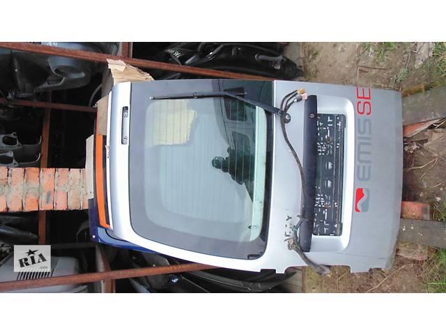 продам двери задние Volkswagen Caddy бу в Ковеле