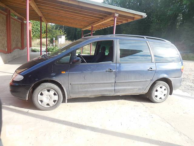 купить бу Двері задні для Volkswagen Sharan 1998 в Львове