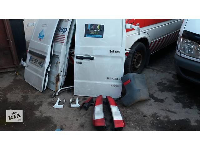 Б/у двери задние для микроавтобуса Mercedes Vito- объявление о продаже  в Тернополе