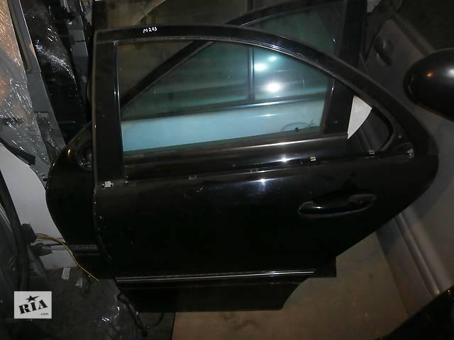 Б/у двері задні для седана Mercedes E 203- объявление о продаже  в Львове