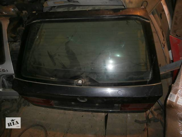 Б/у  кришка багажніка для універсалу BMW 5 Series Universal- объявление о продаже  в Львове