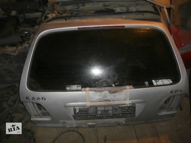 продам Б/у крышка багажника для автомобиля Mercedes W220 универсала бу в Львове