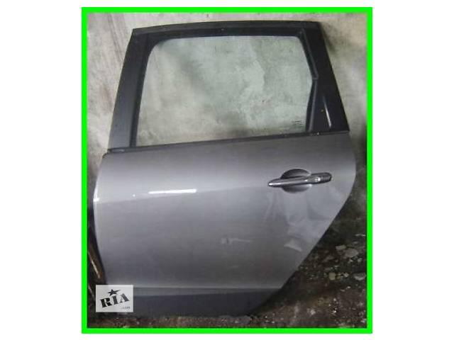 продам Двері задні для Renault Sceniс 3, Задняя левая дверь Renault Sceniс 3 бу в Львове