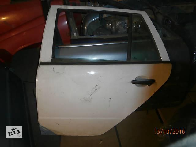 купить бу Б/у двери задние для универсала Skoda Octavia в Львове