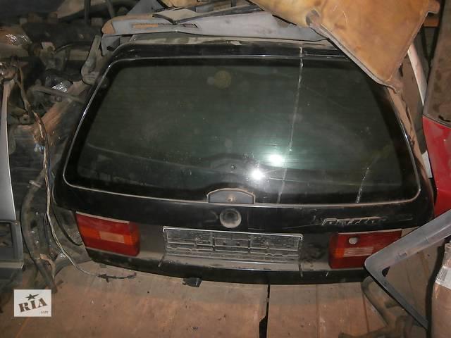 бу Б/у кришка багажніка для легкового авто універсалу Volkswagen Passat B4 в Львове