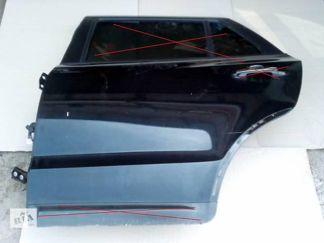 купить бу Б/у двері задні ліві 77003-2B020 для легкового авто Hyundai Santa FE (Хюндай Санта фе) в Ровно