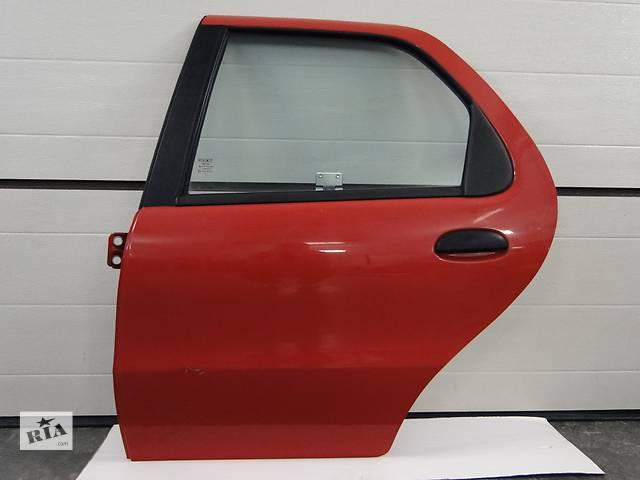 продам Б/у двері задні ліві для легкового авто Fiat Albea Palio Siena  06-10р. бу в Львове