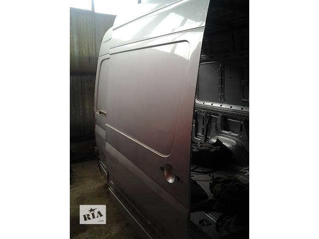 продам Б/у ДВЕРІ зсувні, передні, задні VW Crafter Фольксваген Крафтер, Sprinter 06-11 бу в Рожище